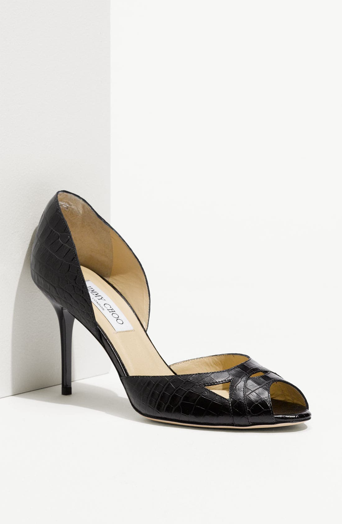 Jimmy Choo Embossed Emotion Pumps clearance under $60 o0B3k