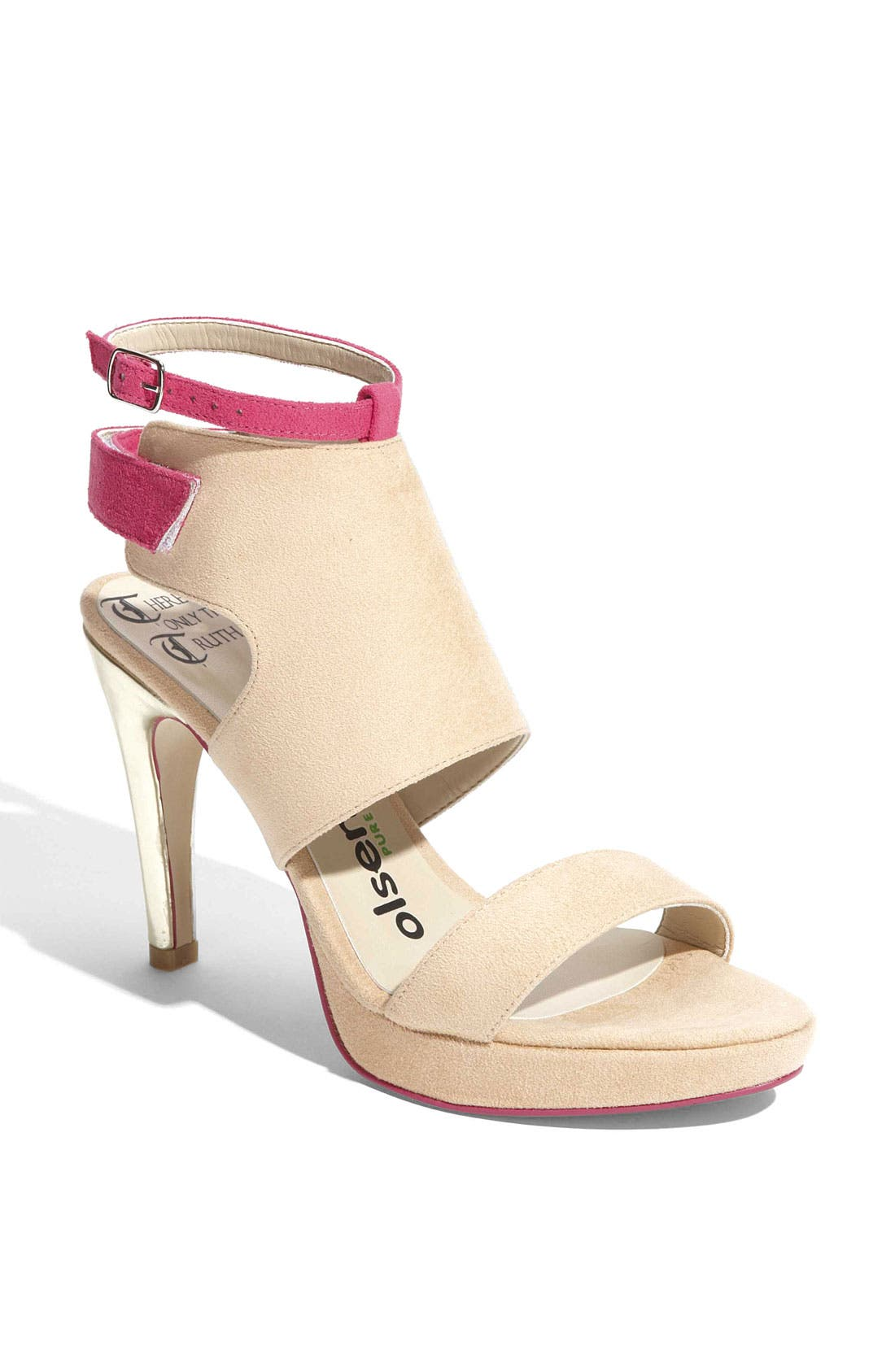 Alternate Image 1 Selected - Olsenhaus Pure Vegan 'Key West' Sandal