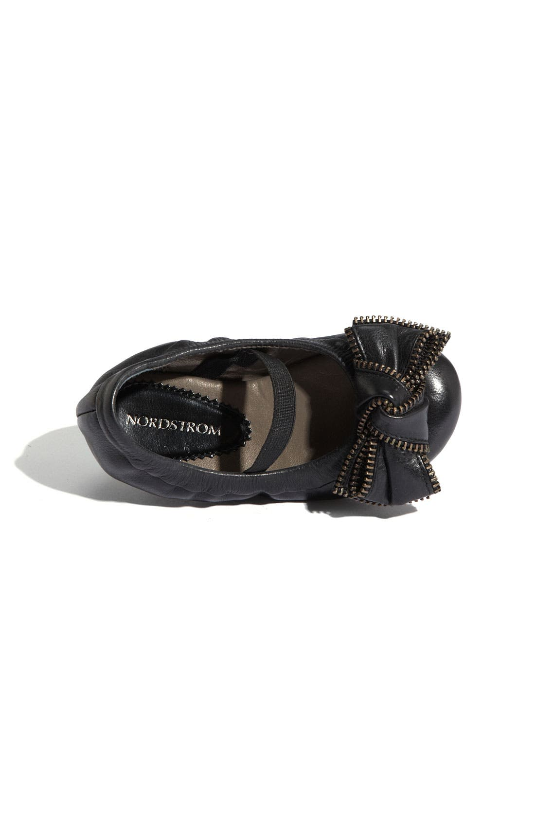 Alternate Image 3  - Nordstrom 'Tessa' Flat (Walker, Toddler, Little Kid & Big Kid) (Special Purchase)