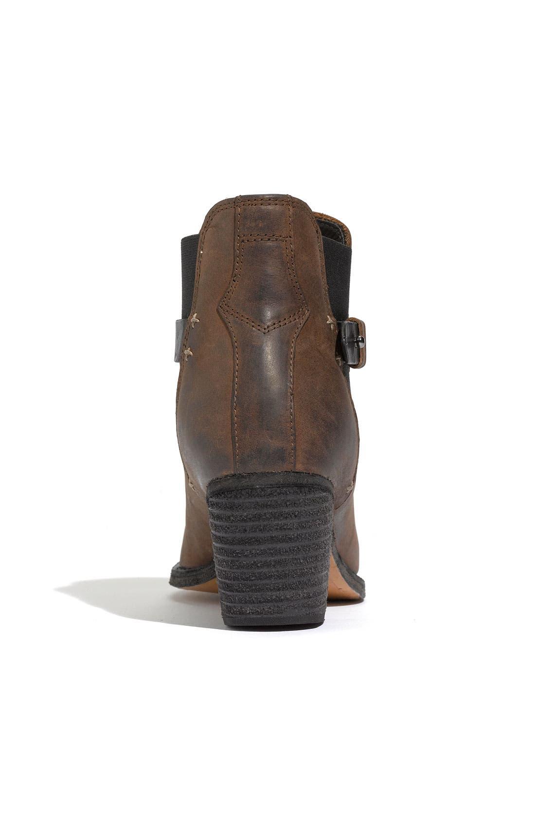 'Durham' Boot,                             Alternate thumbnail 3, color,                             Dark Brown Nero