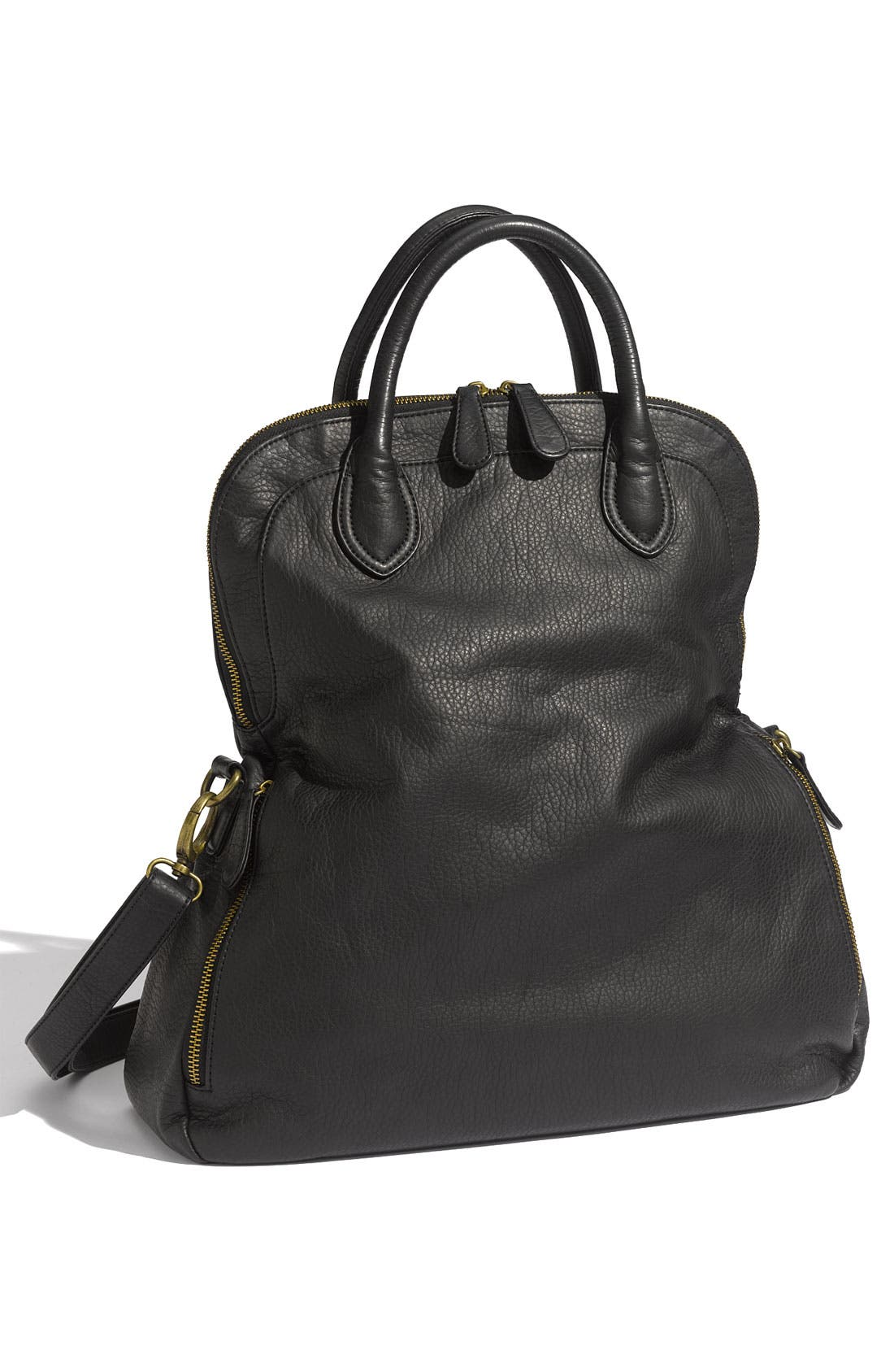 Alternate Image 3  - Tulu Faux Leather Crossbody Bag (Nordstrom Exclusive)