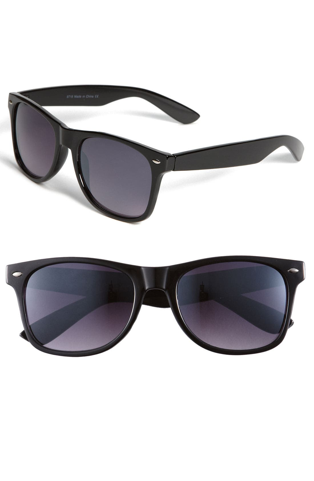 Alternate Image 1 Selected - KW 'Punky' Sunglasses (Juniors)
