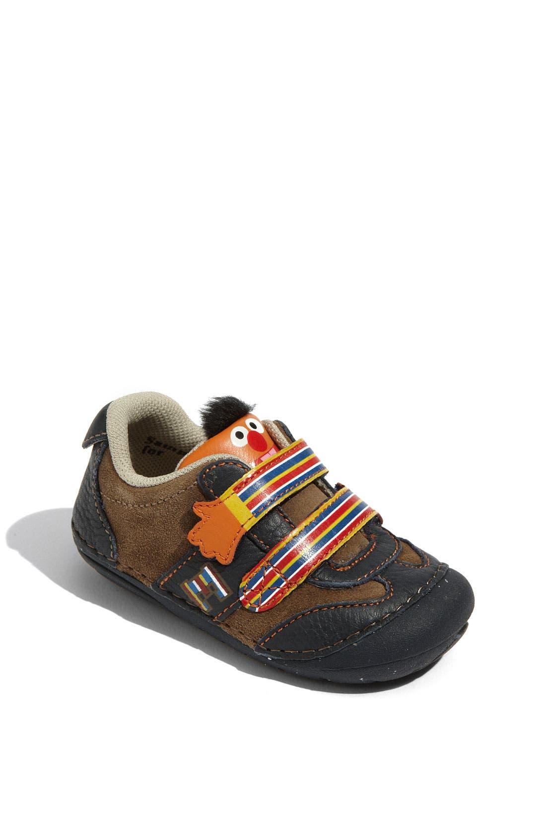 Main Image - Stride Rite 'Sesame Street® - Ernie' Sneaker (Baby & Walker)