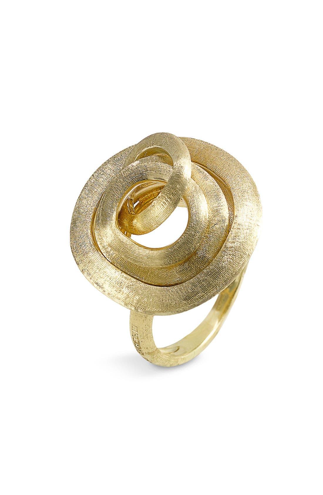 Alternate Image 1 Selected - Marco Bicego 'Jaipur Link' Large Cluster Ring