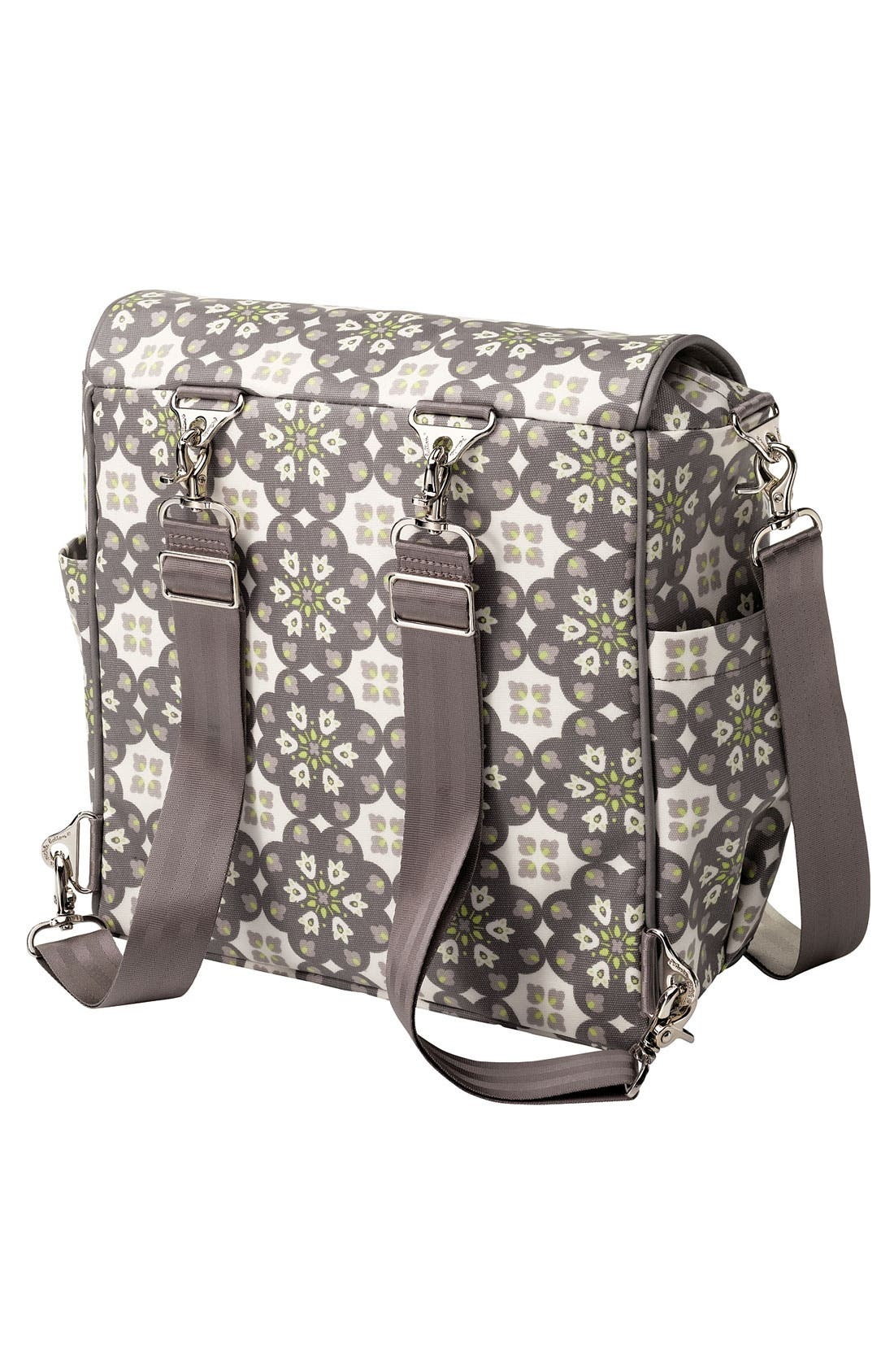 Alternate Image 3  - Petunia Pickle Bottom 'Brocade' Diaper Bag