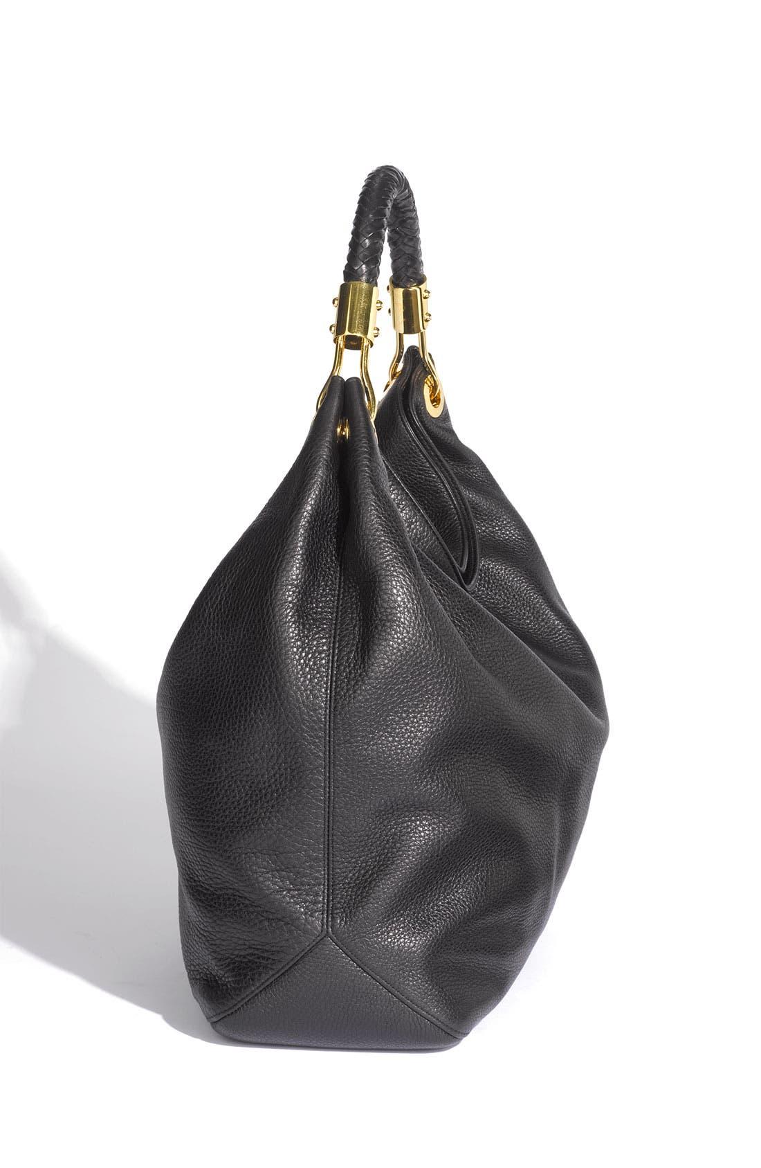 Alternate Image 2  - Michael Kors 'Skorpios - Large' Leather Hobo