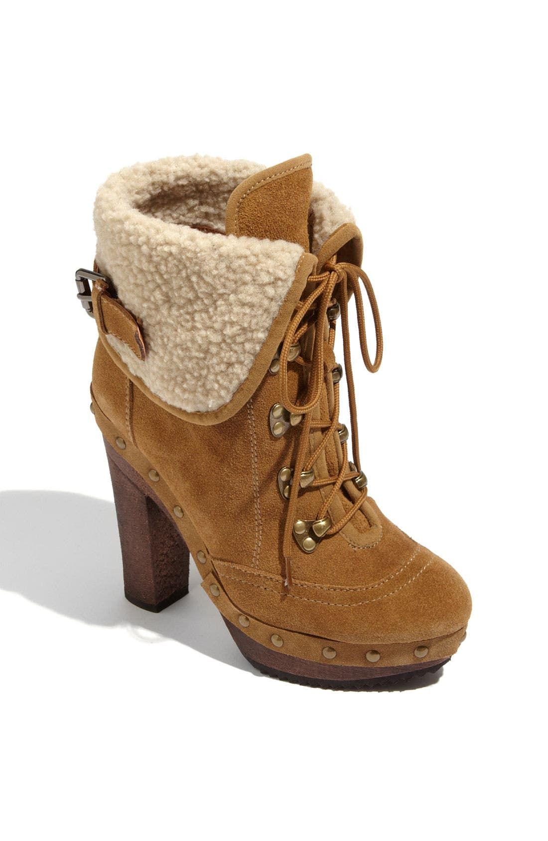 Alternate Image 1 Selected - N.Y.L.A. 'Teodor' Ankle Boot