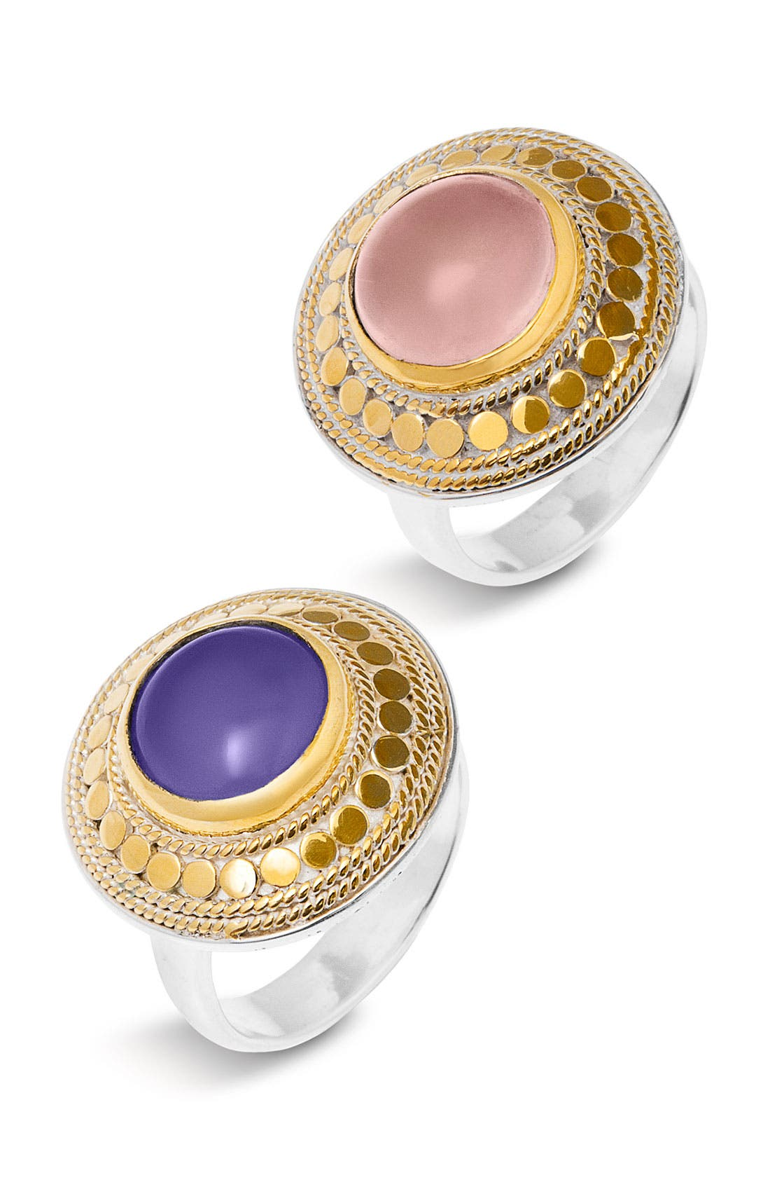 Main Image - Anna Beck 'Gili Stone' Small Round Ring