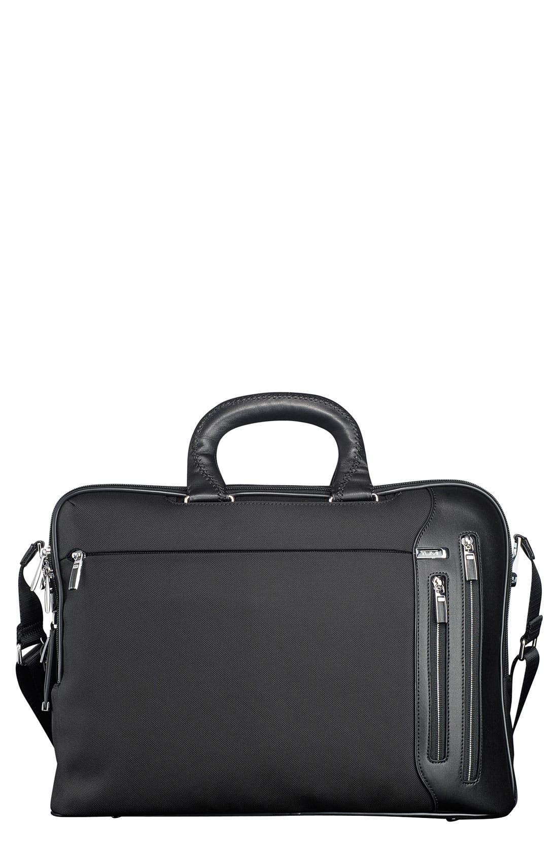 Alternate Image 1 Selected - Tumi 'Arrive - Narita' Slim Briefcase