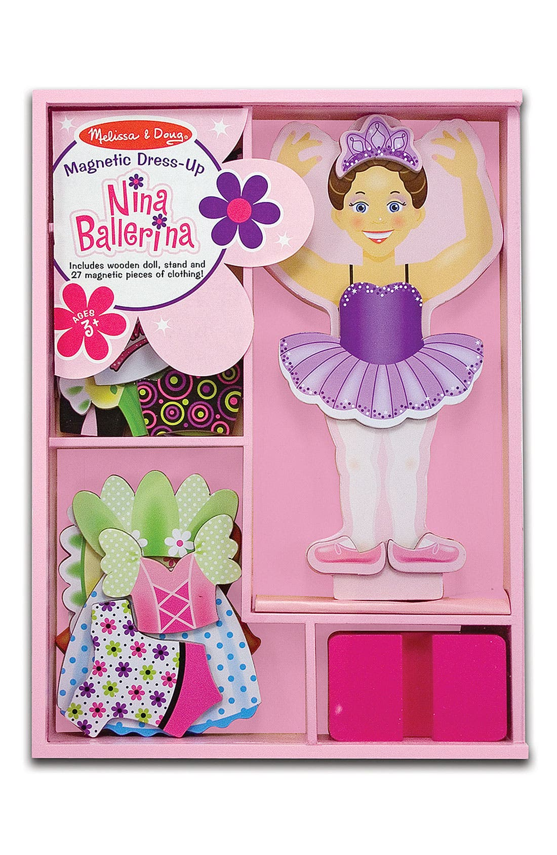 Alternate Image 1 Selected - Melissa & Doug Magnetic Dress-Up Set
