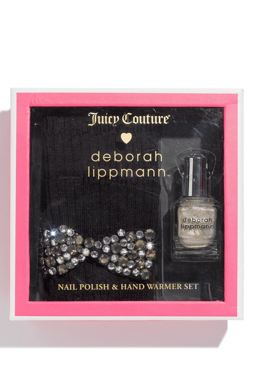 Juicy Couture Nail Polish & Hand Warmer Set | Nordstrom
