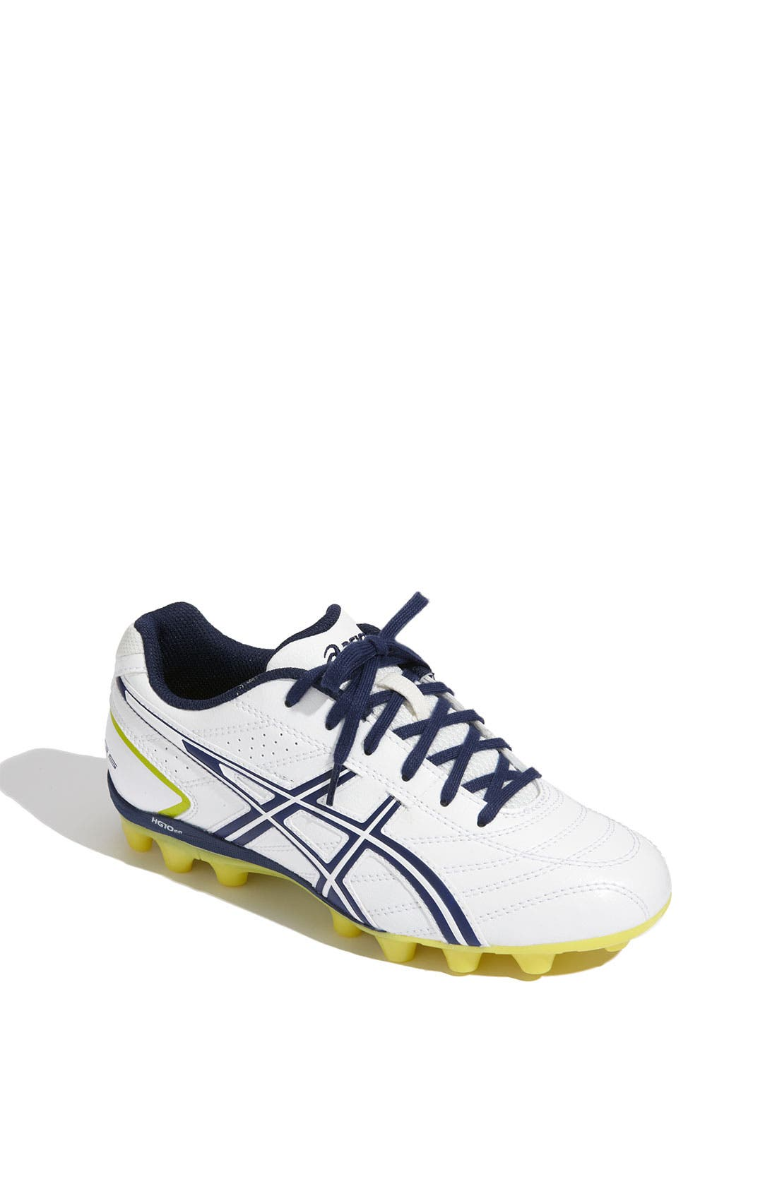 Alternate Image 1 Selected - ASICS® 'Lethal' Soccer Cleat (Little Kid & Big Kid)