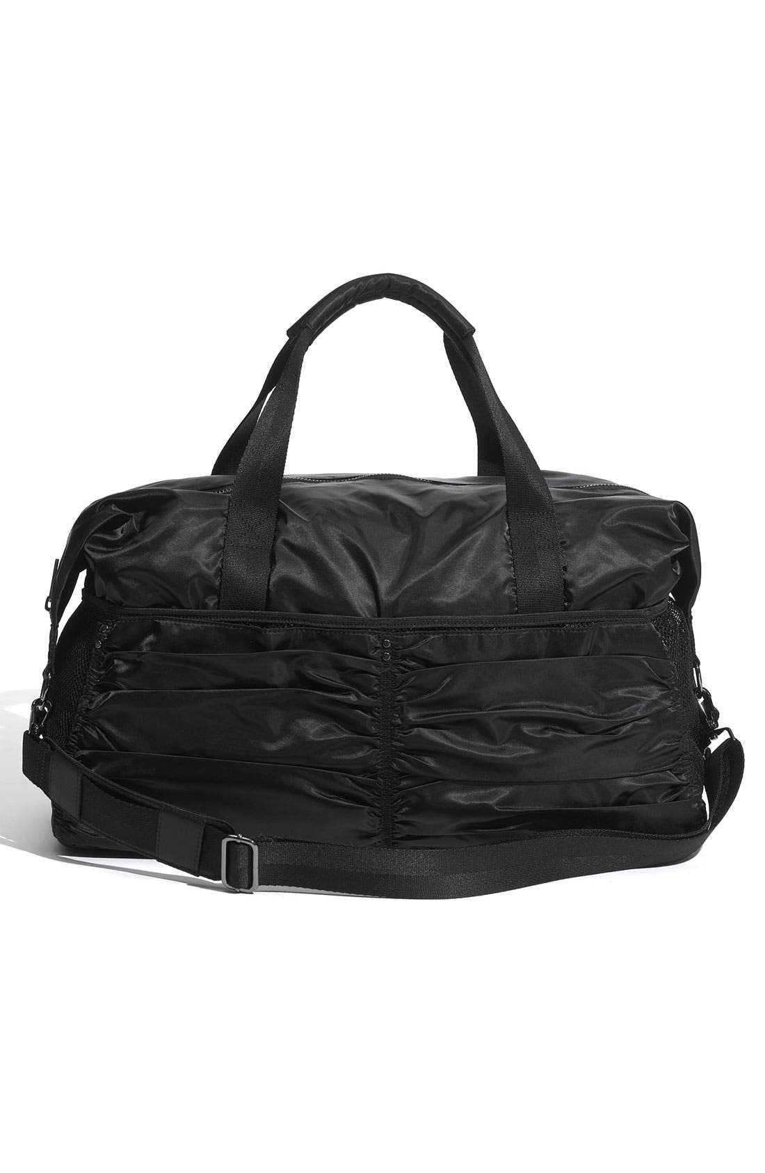 Alternate Image 4  - Zella Gathered Duffel