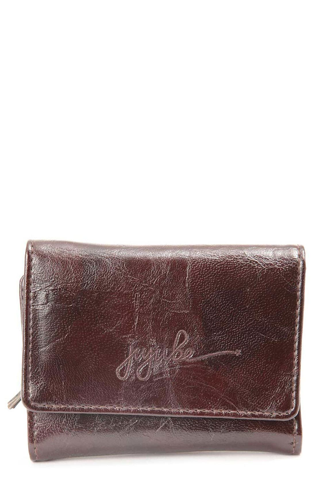 Alternate Image 1 Selected - Ju-Ju-Be 'Be Thrifty - Legacy' Flap Wallet