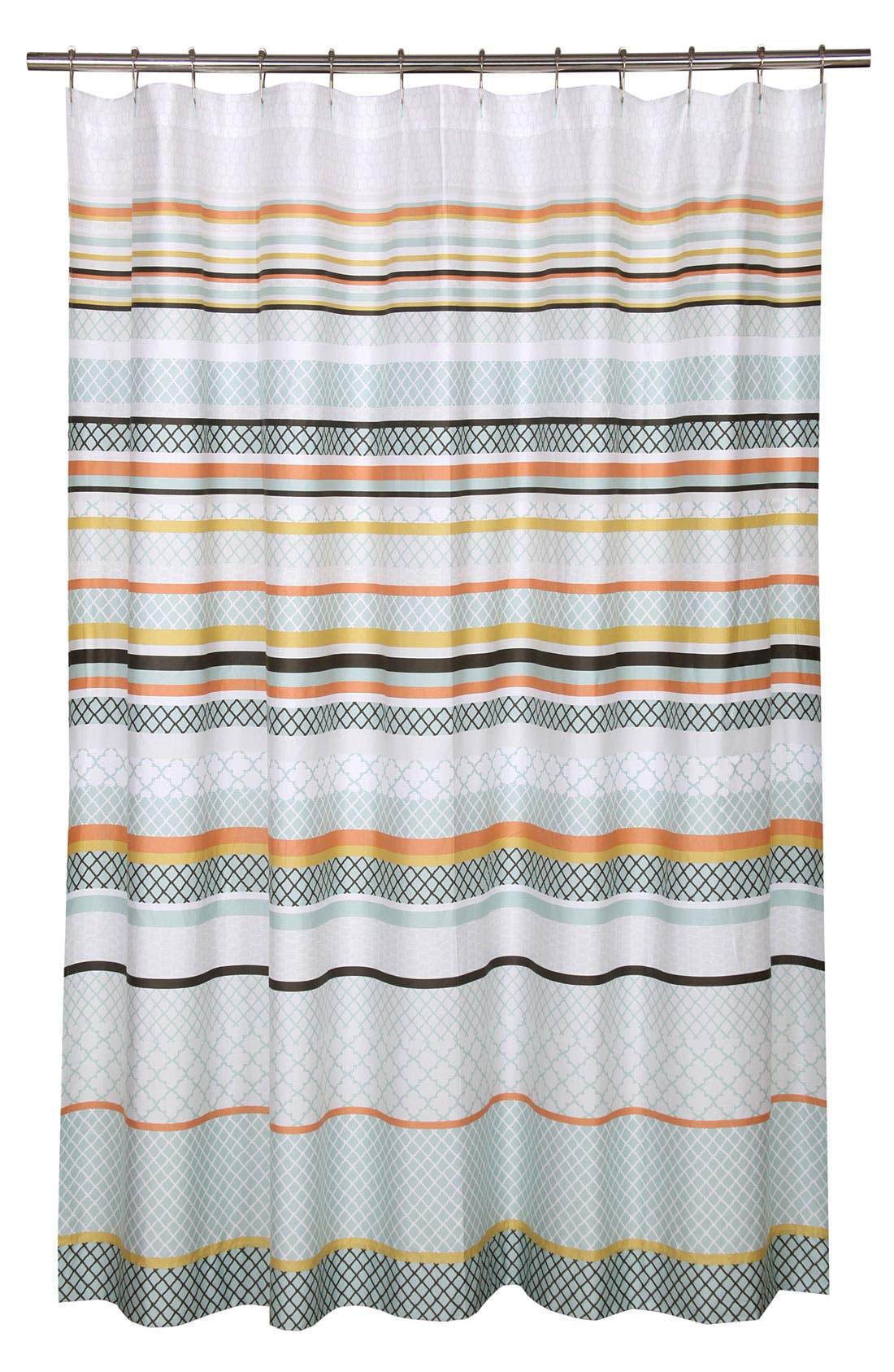 Alternate Image 1 Selected - Blissliving Home 'Recoleta' Shower Curtain