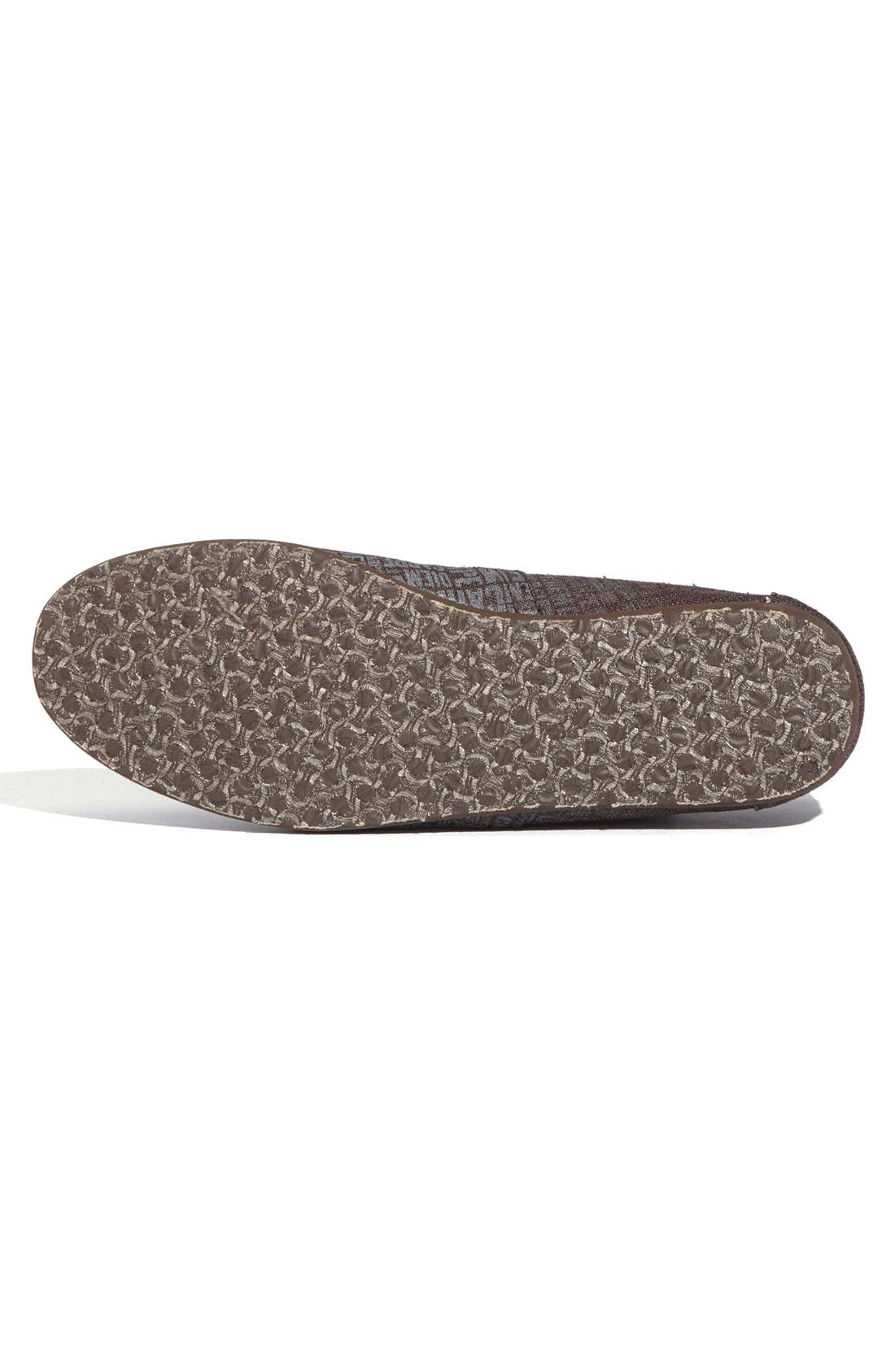 Alternate Image 4  - TOMS 'Classic - Print' Canvas Slip-On (Men)