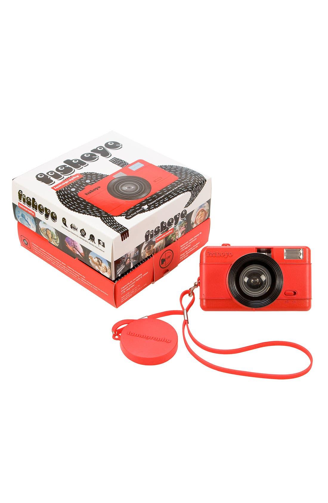 Alternate Image 4  - Lomography Fisheye Camera