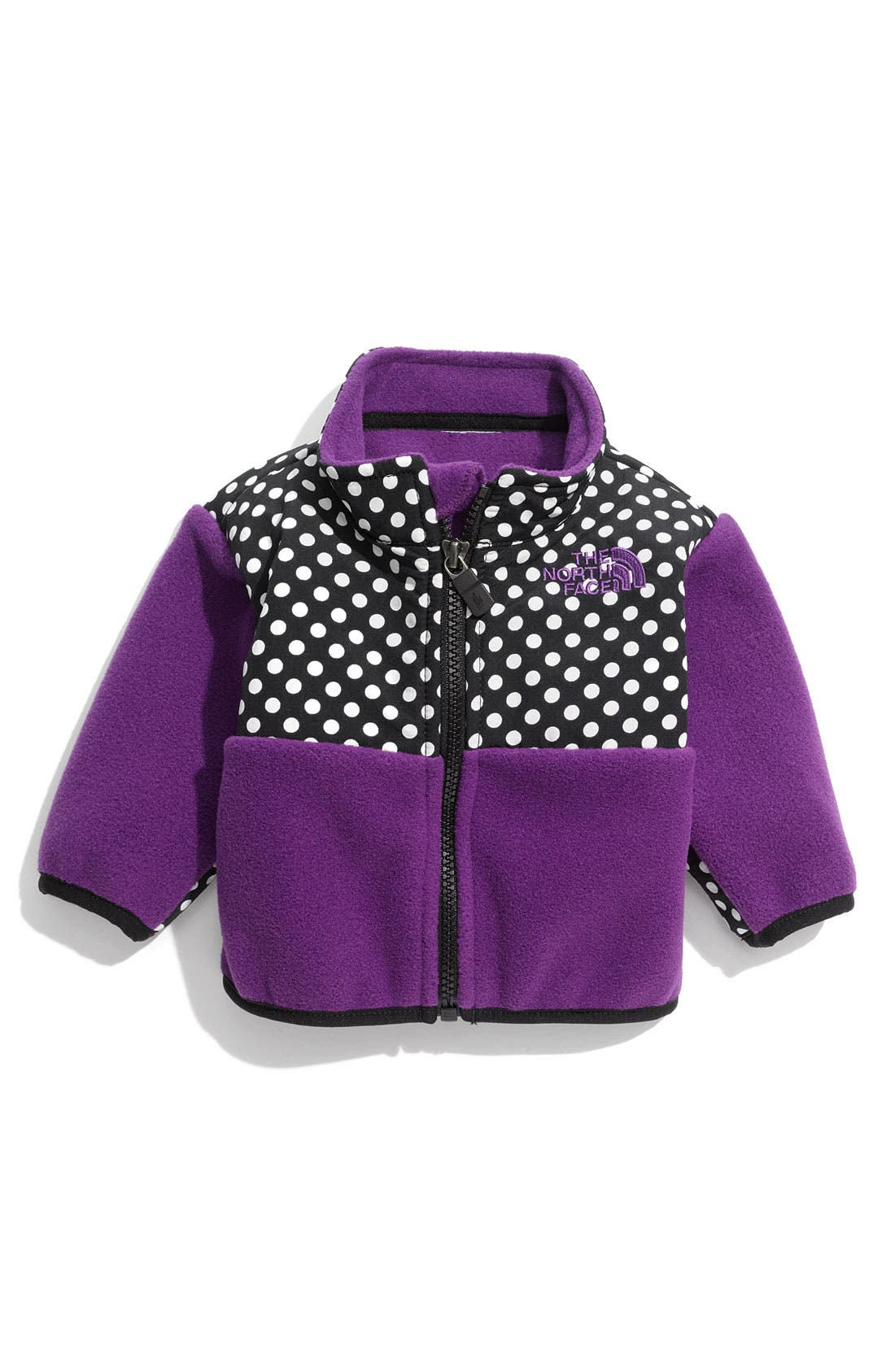 Alternate Image 1 Selected - The North Face 'Denali' Fleece Jacket (Infant)