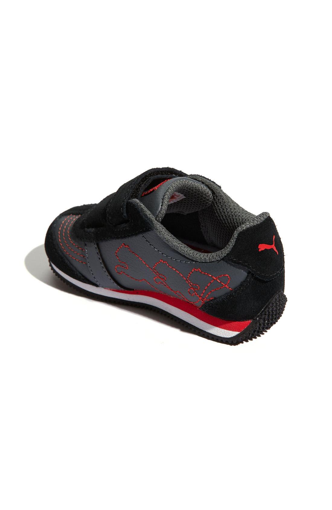 Alternate Image 2  - PUMA 'Speeder Illuminescent' Sneaker (Baby, Walker & Toddler)