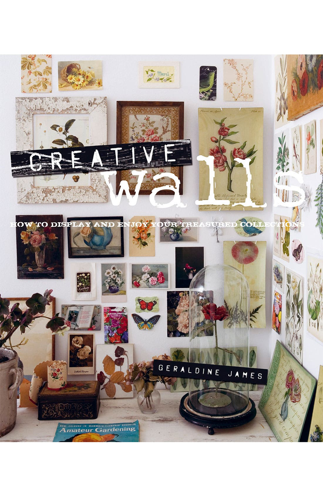 Alternate Image 1 Selected - Geraldine James 'Creative Walls' Interior Design Book