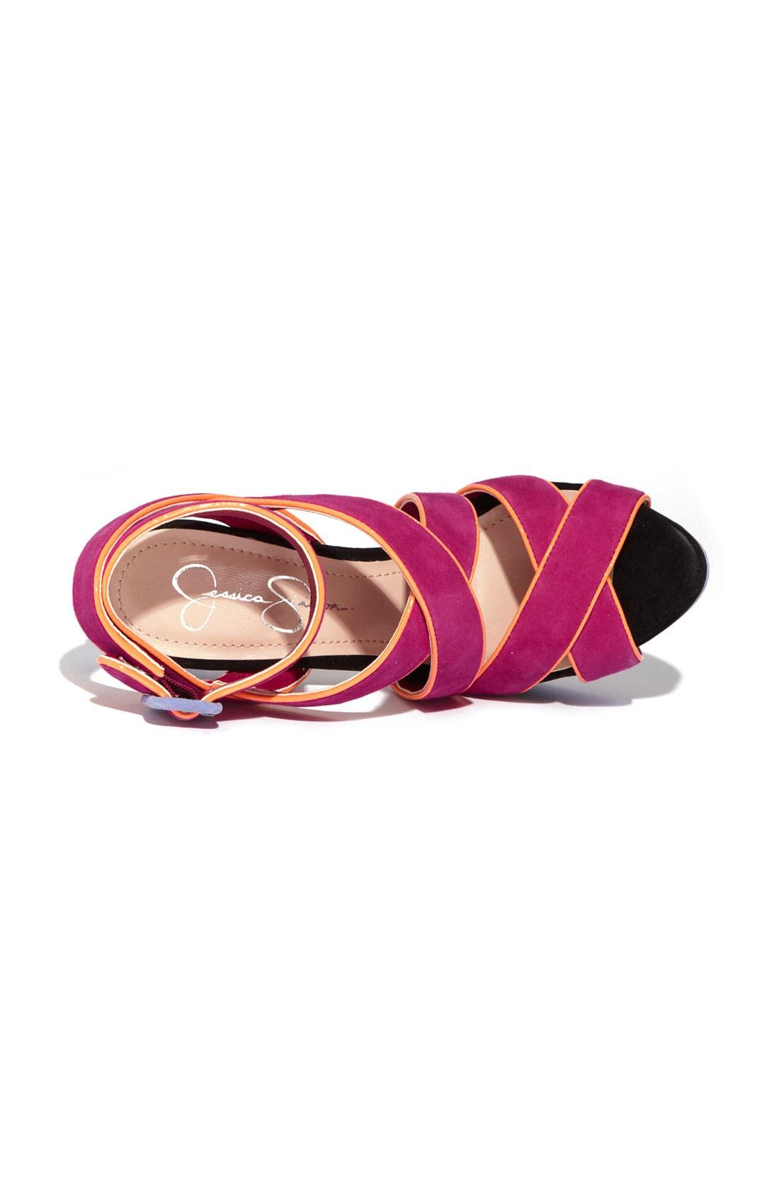 Alternate Image 3  - Jessica Simpson 'Evangela' Sandal