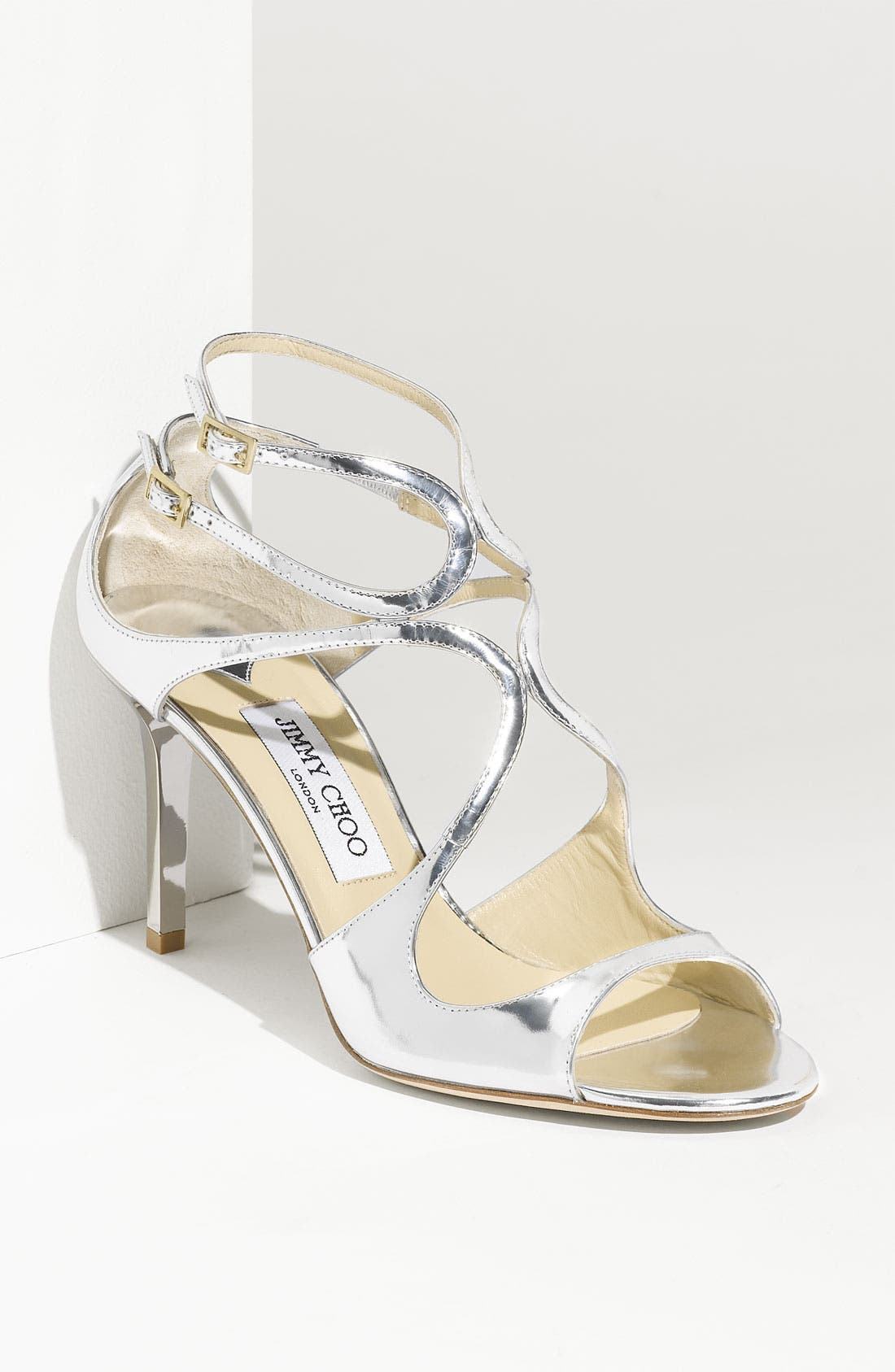 Alternate Image 1 Selected - Jimmy Choo 'Ivette' Strap Sandal