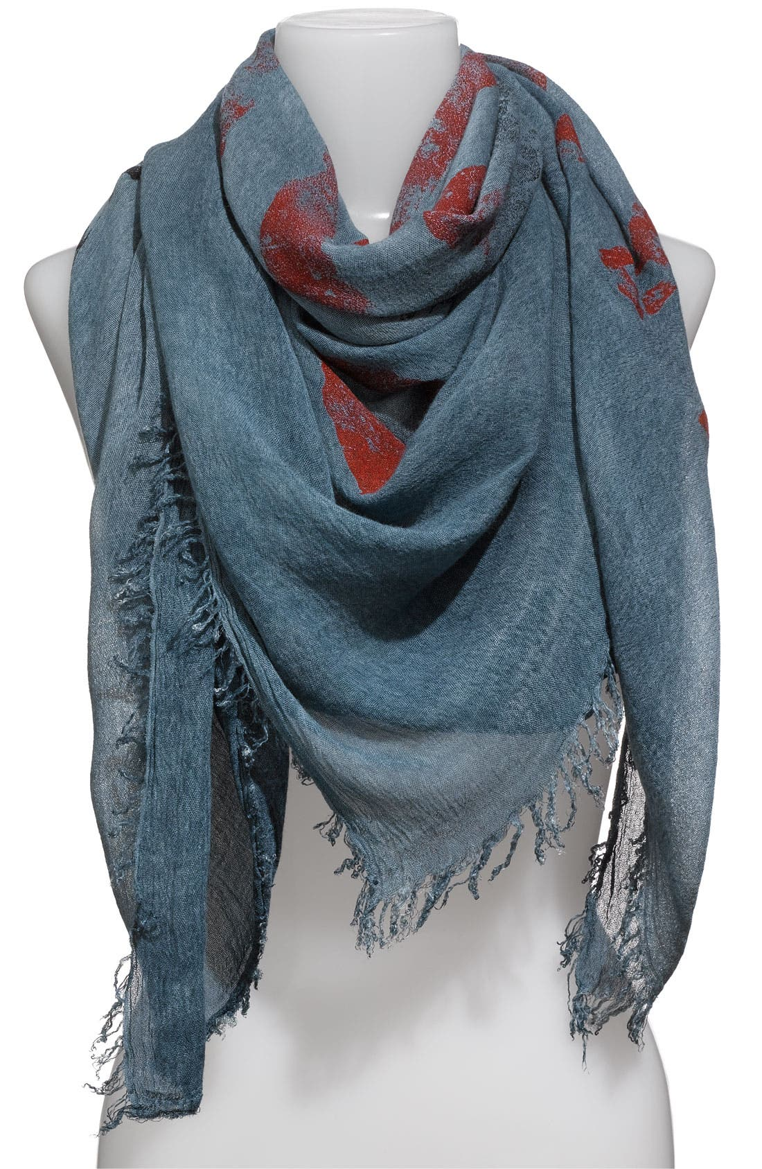 Main Image - Tarnish 'American Flag' Scarf
