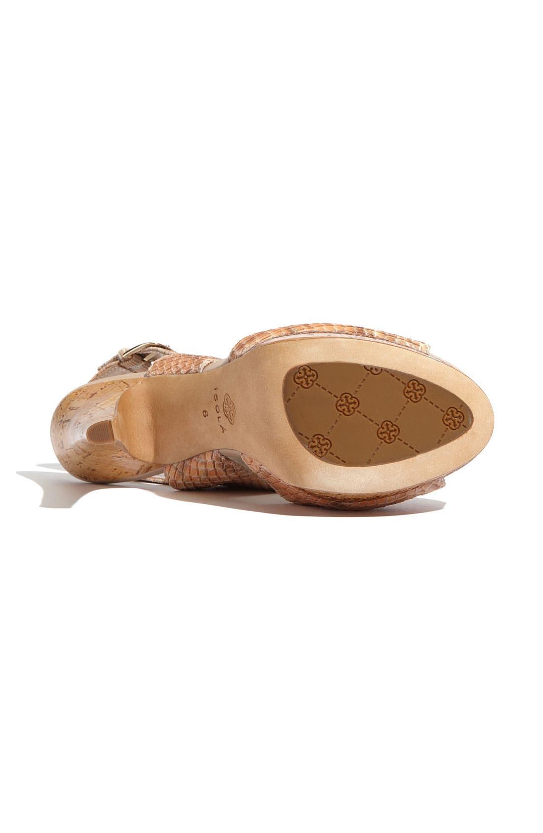 Alternate Image 4  - Isolá 'Damani' Sandal