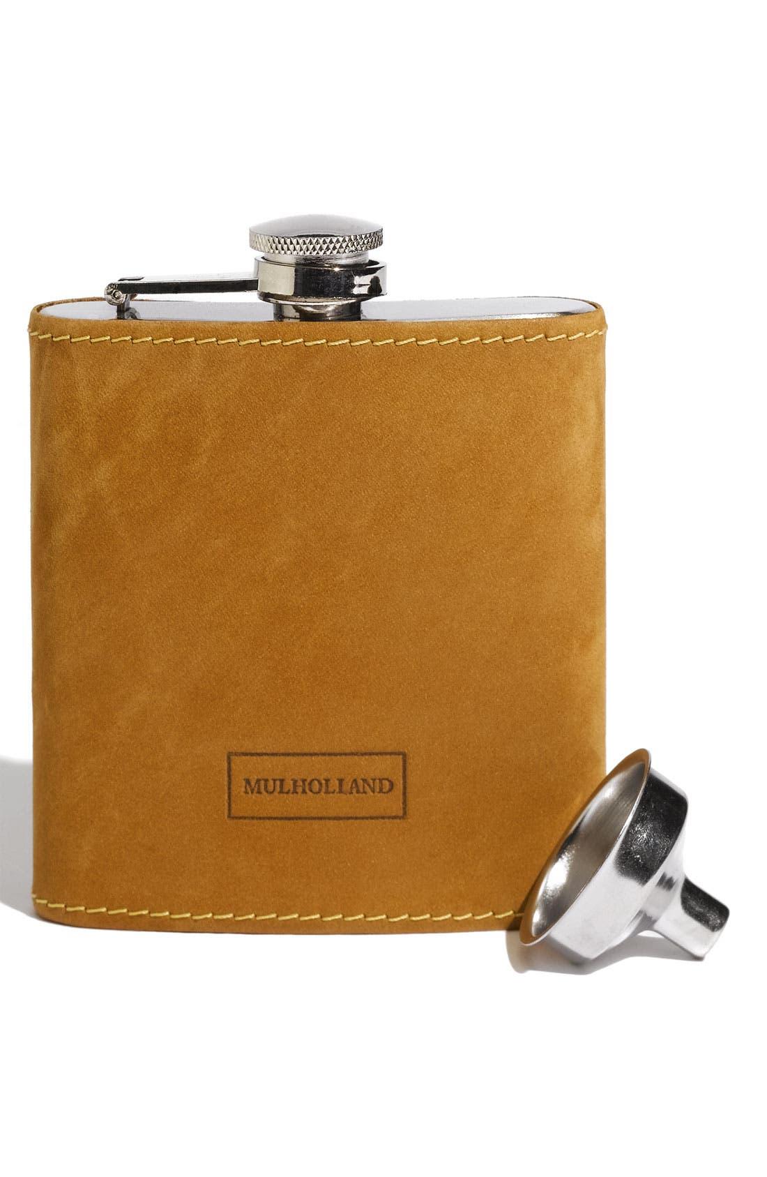Alternate Image 1 Selected - Mulholland 'Captive Top' Flask