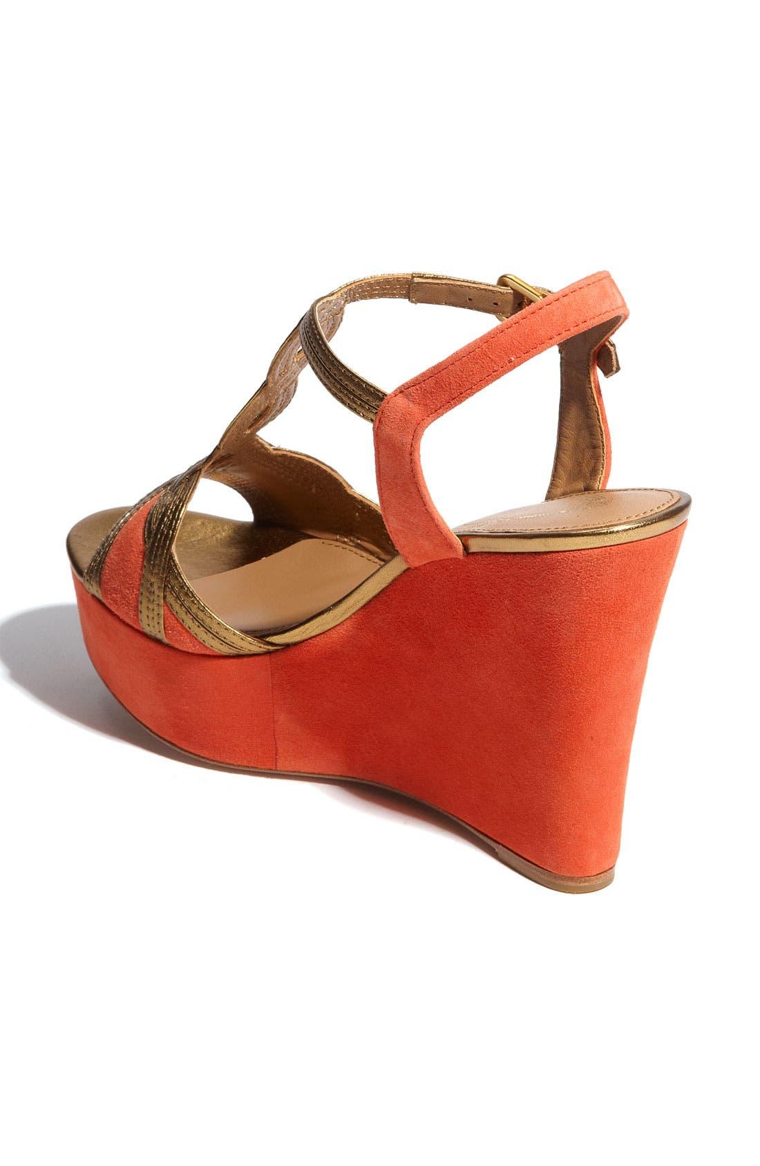 Alternate Image 2  - Elie Tahari 'Lynette' Wedge Sandal