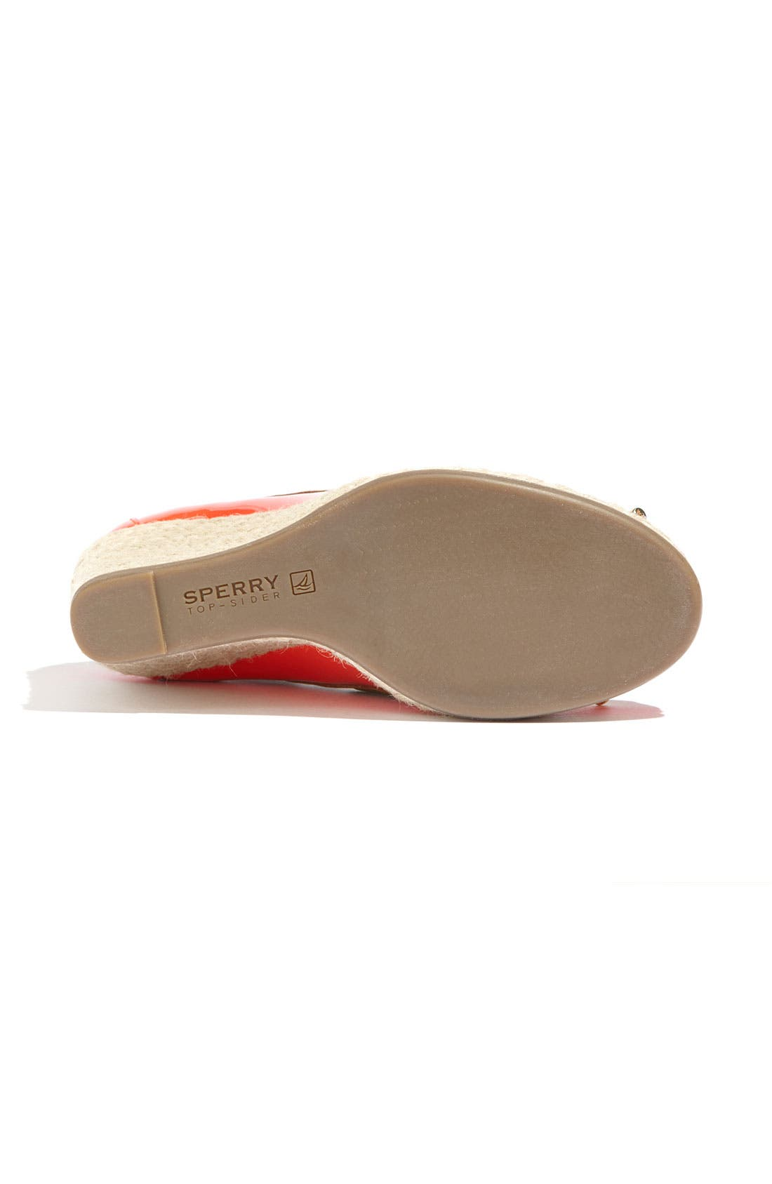 Alternate Image 4  - Milly for Sperry Top-Sider® 'Cunard' Wedge Loafer