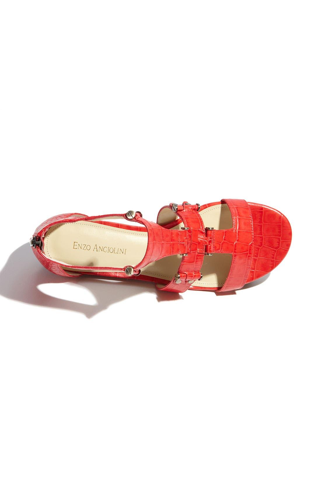 Alternate Image 3  - Enzo Angiolini 'Yoshi' Flat Sandal