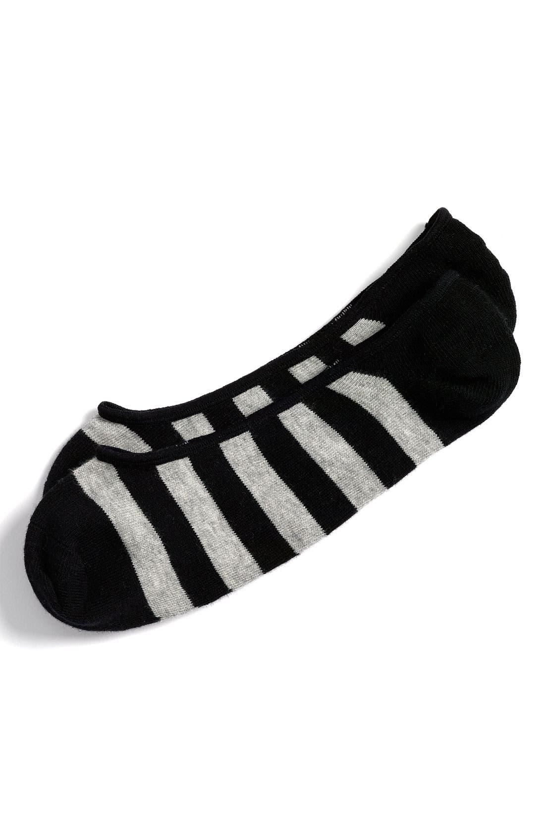 Main Image - 1901 'No Show' Liner Socks