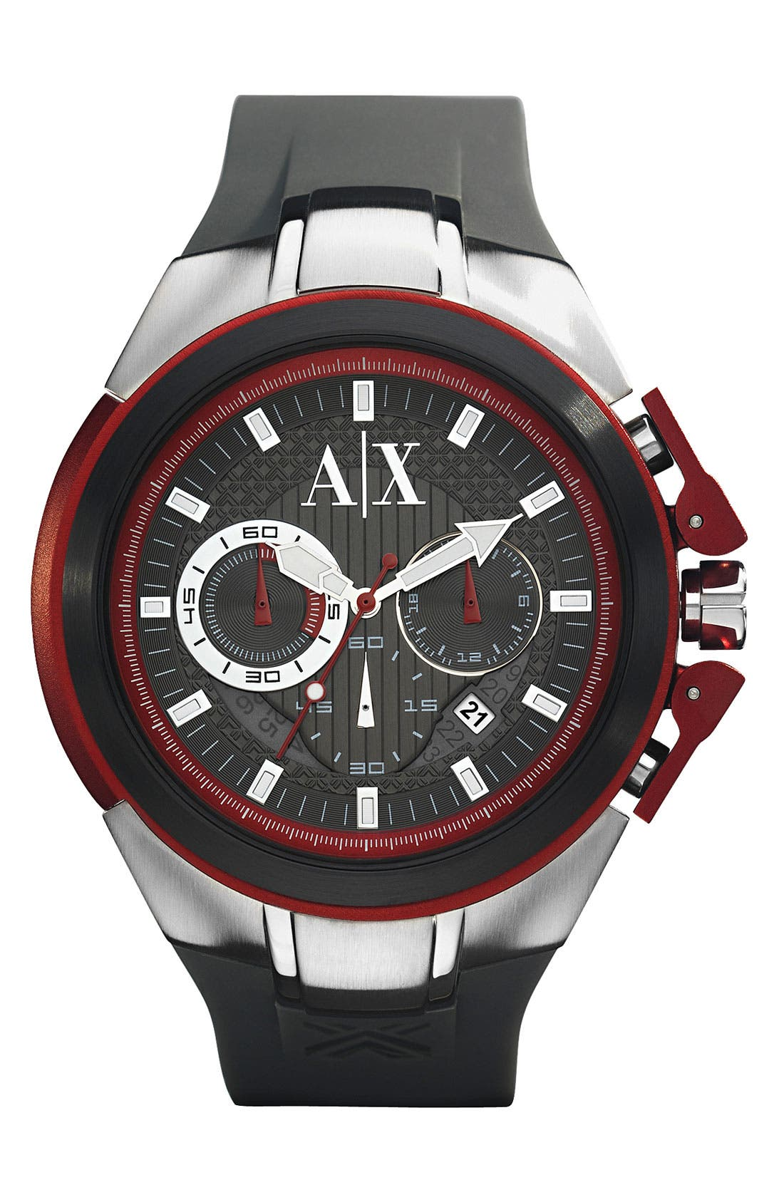 Main Image - AX Armani Exchange Men's Chronograph Watch, 38mm