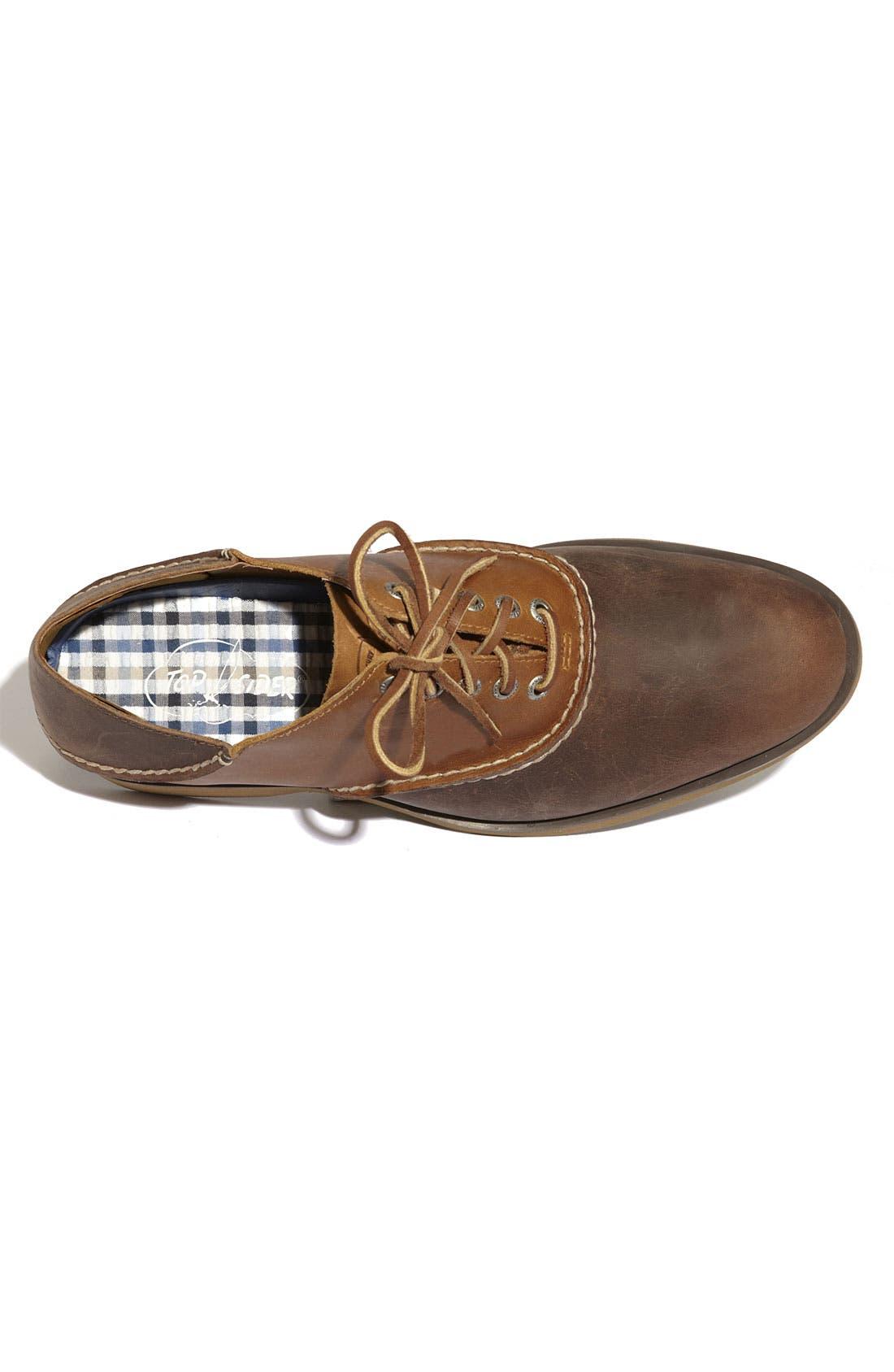 Alternate Image 3  - Sperry Top-Sider® 'Boat' Oxford Saddle Shoe