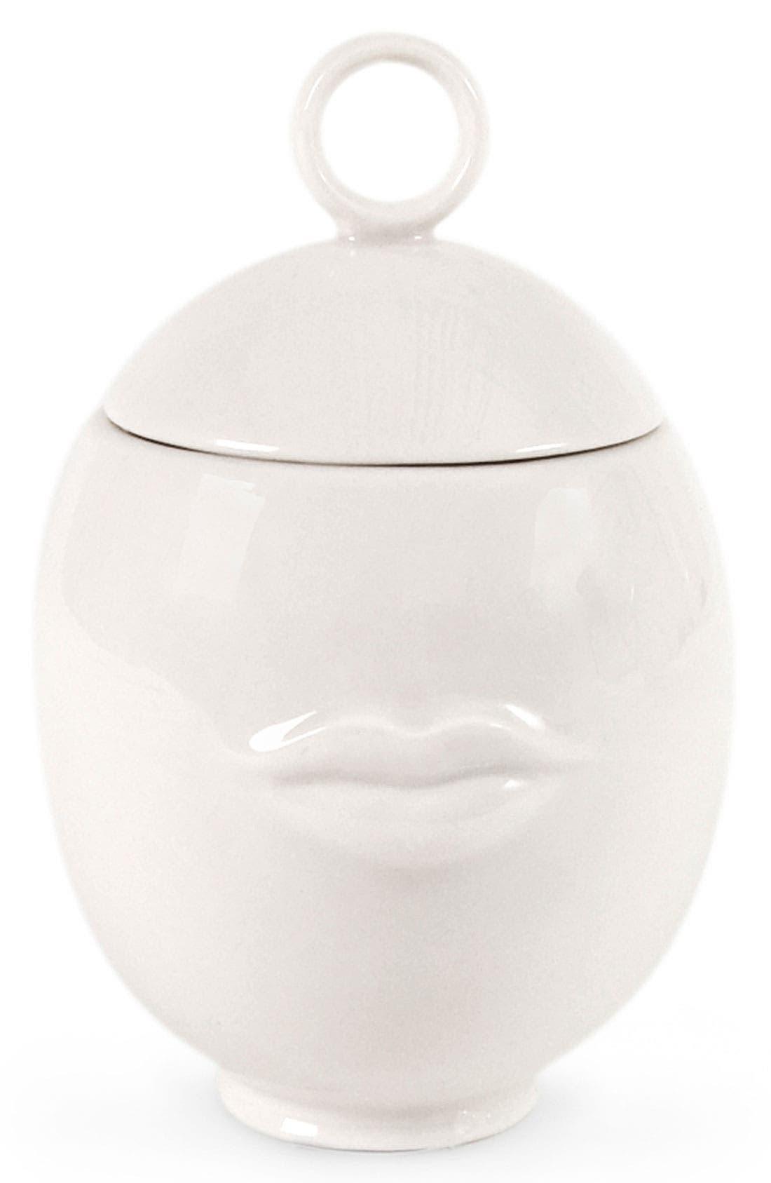 Alternate Image 1 Selected - Jonathan Adler 'Muse' Porcelain Sugar Bowl