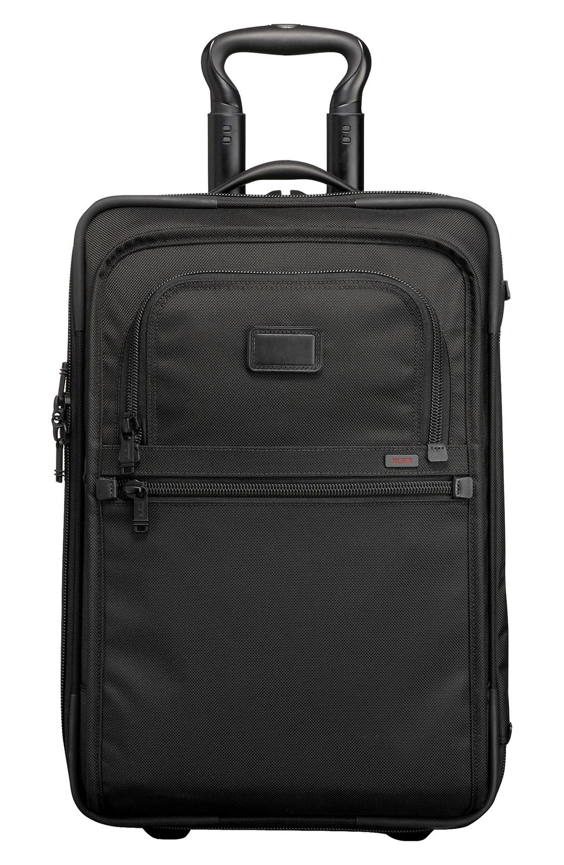 Alternate Image 1 Selected - Tumi 'Alpha' International Wheeled Office Bag