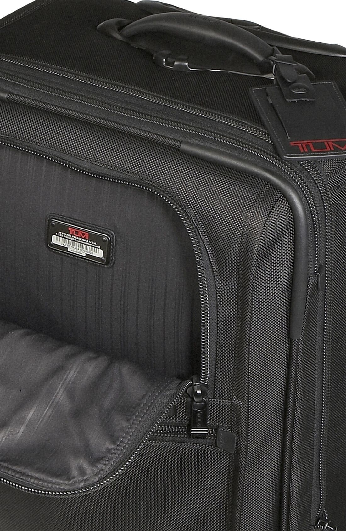 Alternate Image 3  - Tumi 'Alpha' Frequent Traveler Zippered Expandable Carry-On