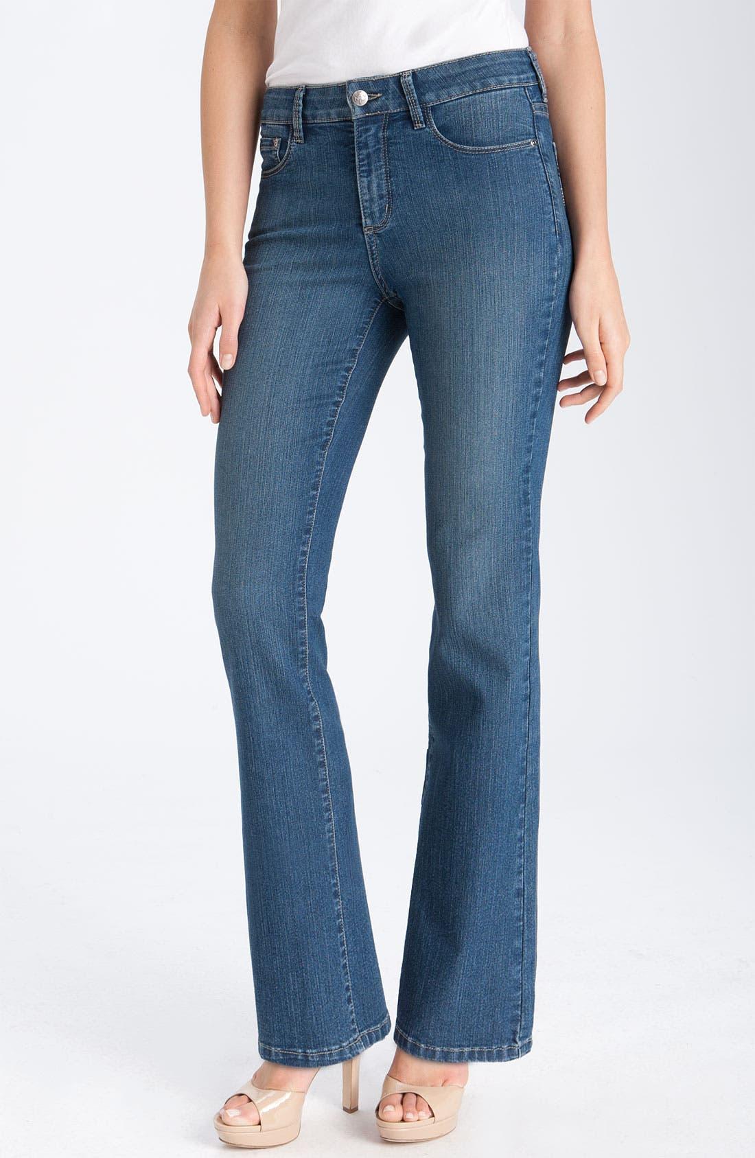 Main Image - NYDJ 'Barbara' Bootcut Jeans (Petite)
