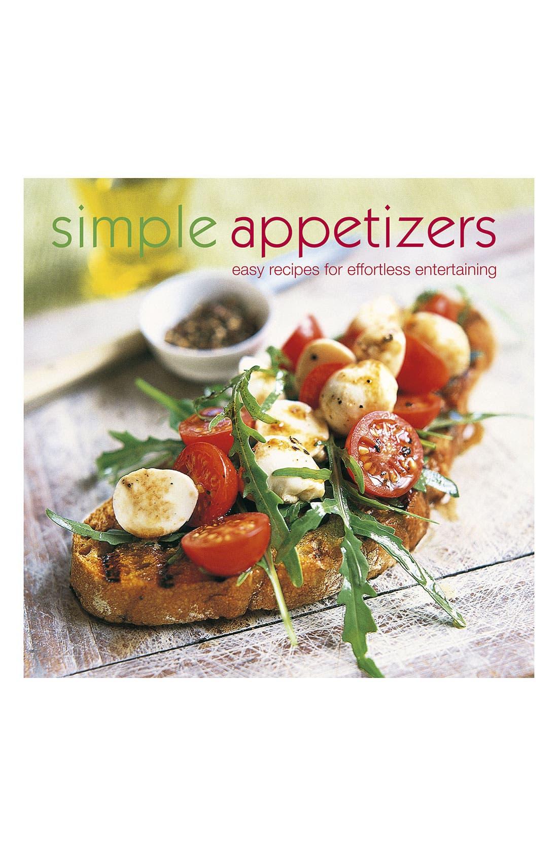 Main Image - 'Simple Appetizers' Cookbook