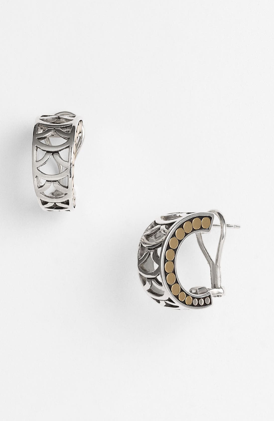 Alternate Image 1 Selected - John Hardy 'Naga' Shrimp Earrings