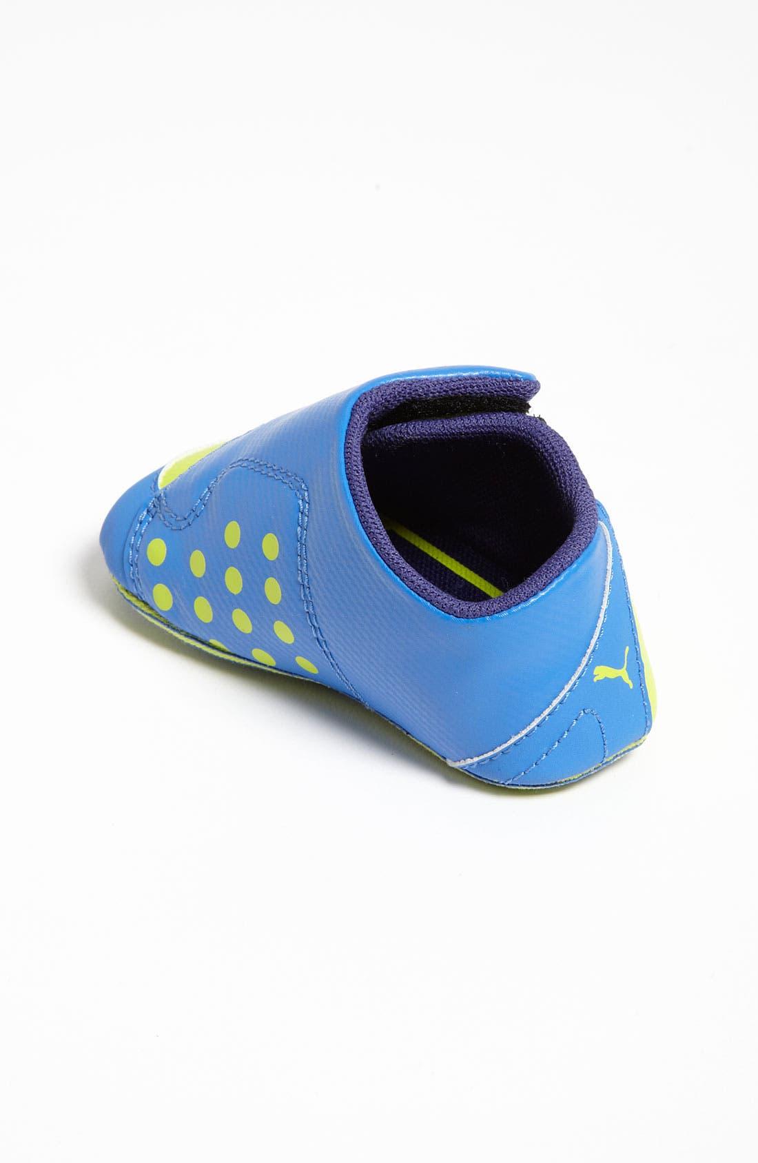 Alternate Image 2  - PUMA 'Faas 300 Lil' Wrap' Crib Sneaker (Baby)