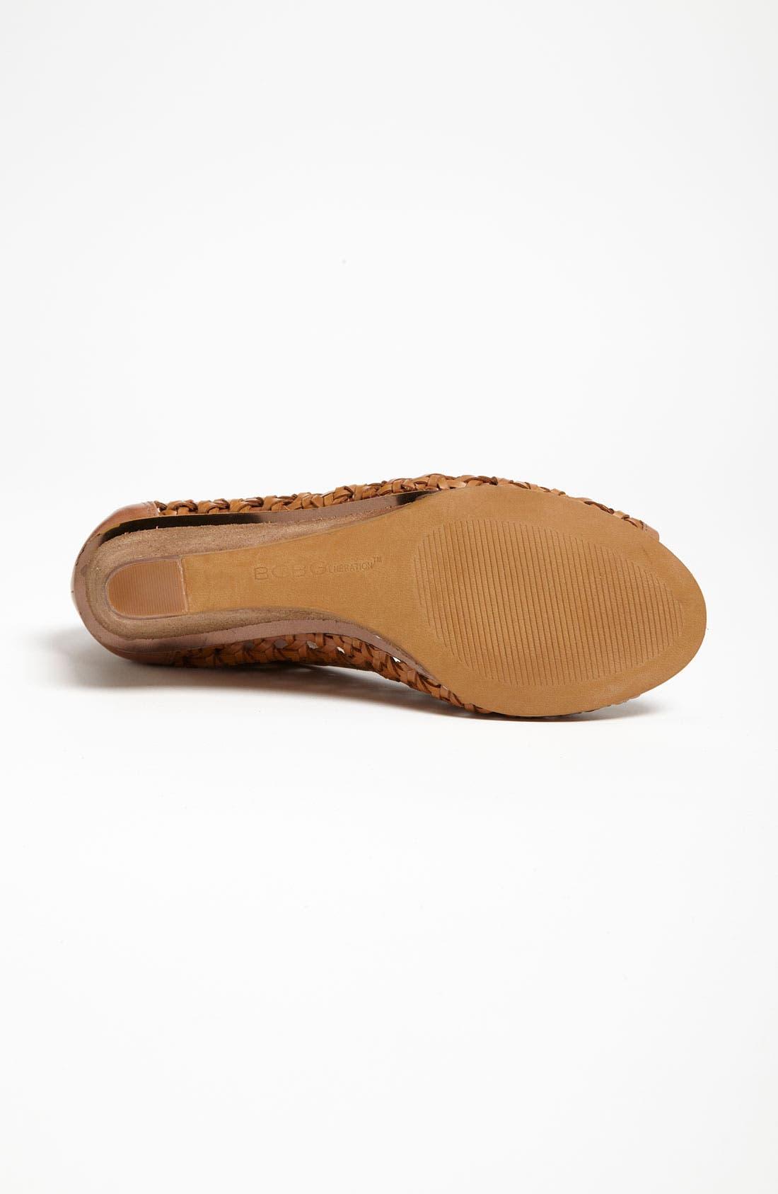 Alternate Image 4  - BCBGeneration 'Tylar' Sandal