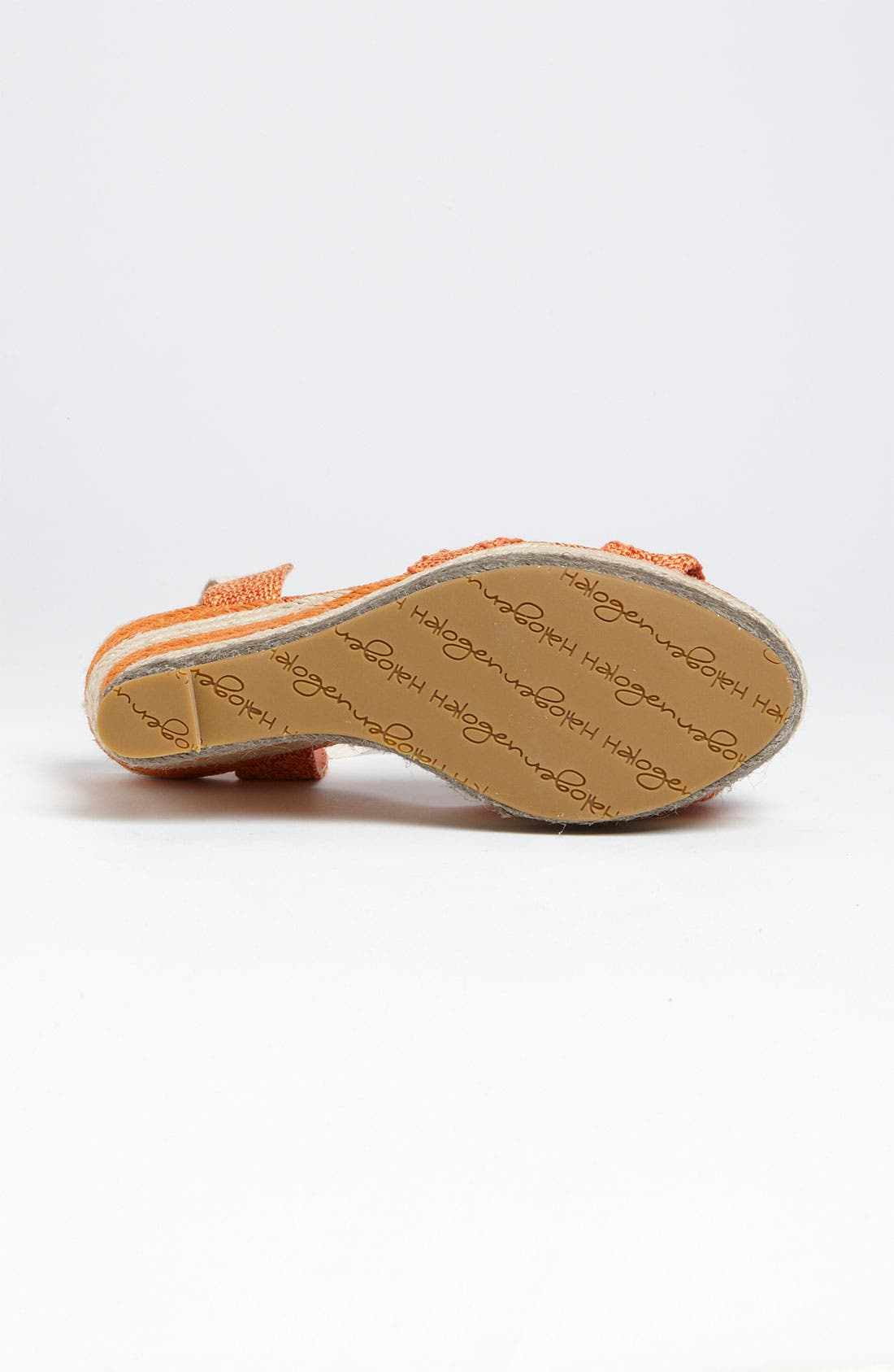 Alternate Image 2  - HALOGEN SUNSET ROPE WEDGE ESPADRILLE