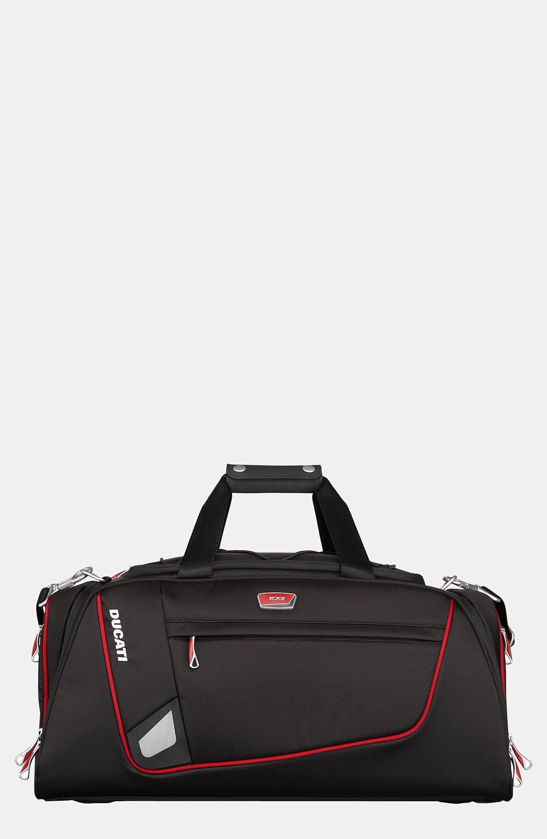 Main Image - Tumi 'Ducati - Actuator' Sport Duffel Bag