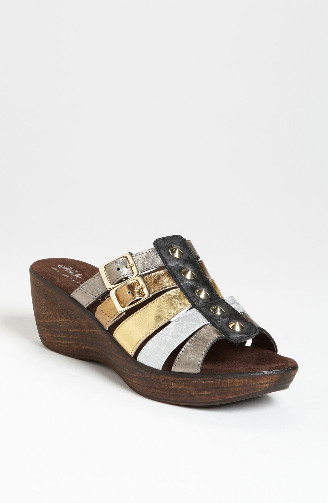 Main Image - Helle Comfort 'Georgia' Sandal
