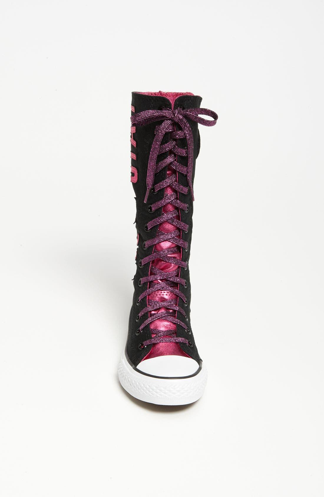 Alternate Image 3  - Converse 'All Star® X-Hi' Sneaker (Toddler, Little Kid & Big Kid)
