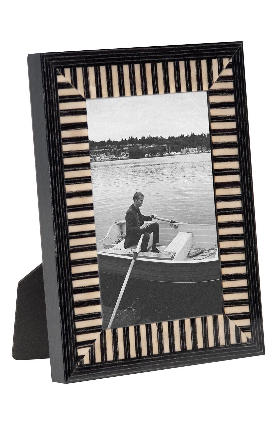 Alternate Image 4  - Bella Moulding 'Liberace' Picture Frame