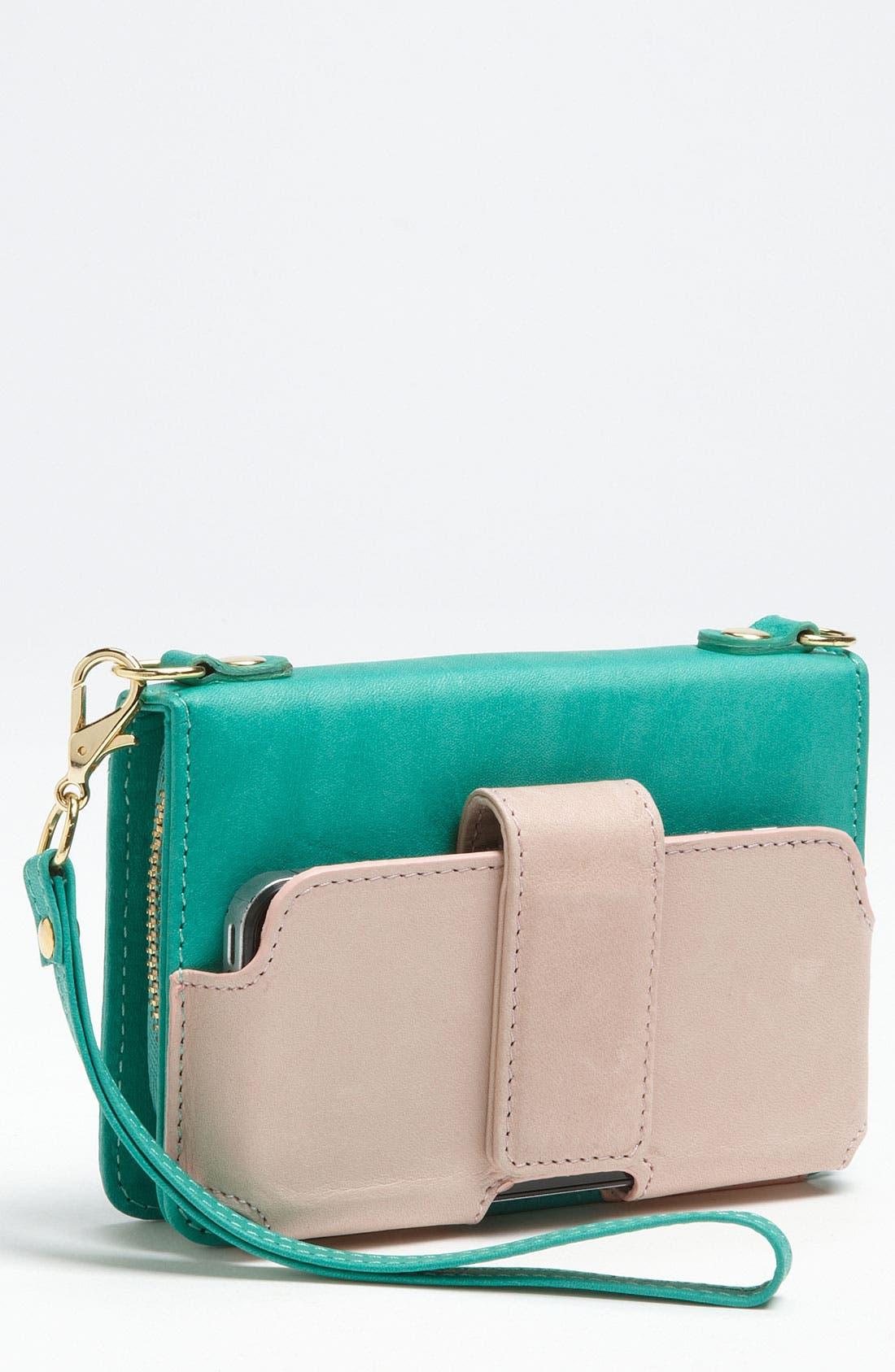 Main Image - Case-Mate® 'Universal Kayla' Crossbody Phone Wallet