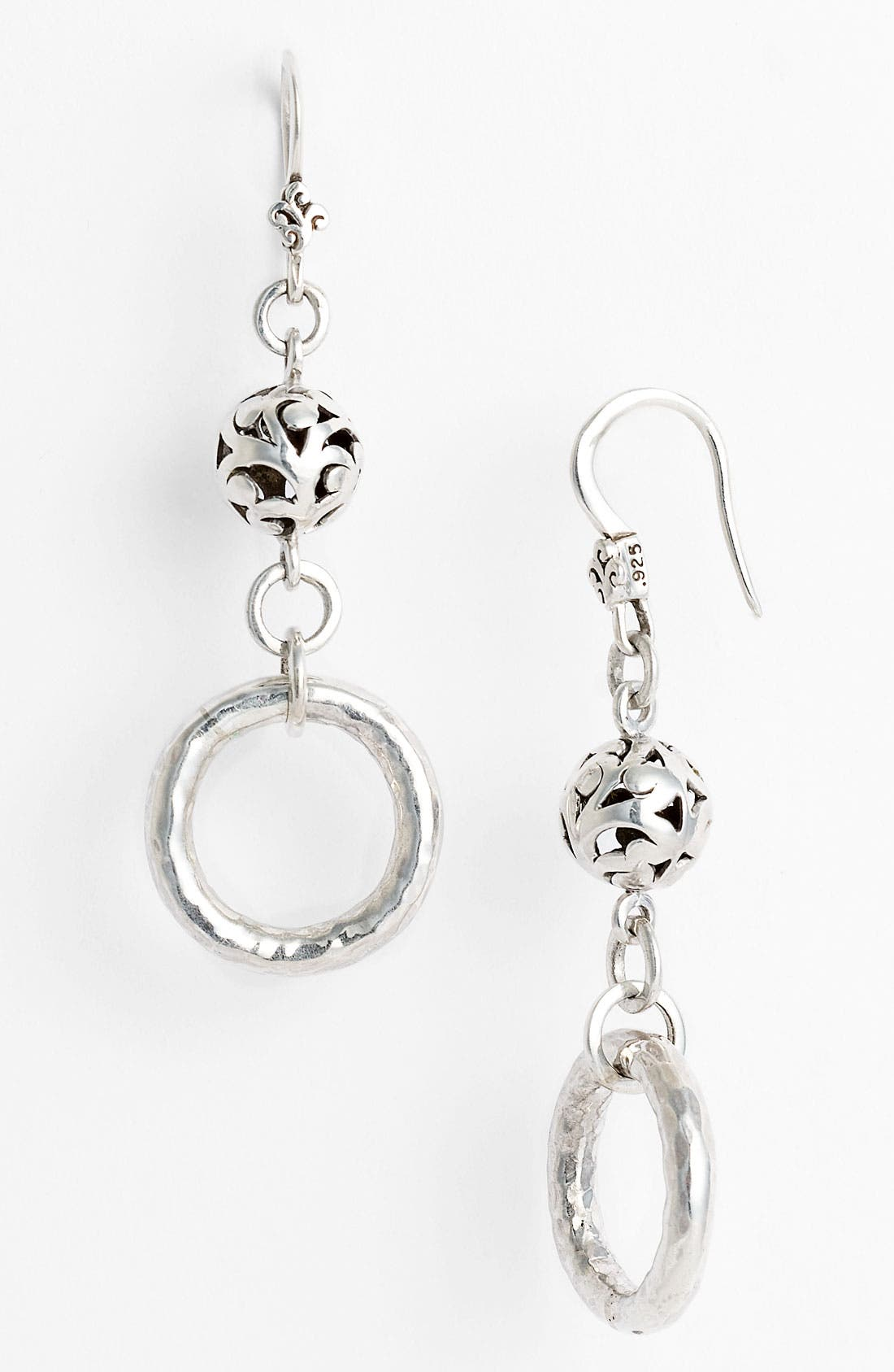 Main Image - Lois Hill 'Ball & Chain' Drop Earrings